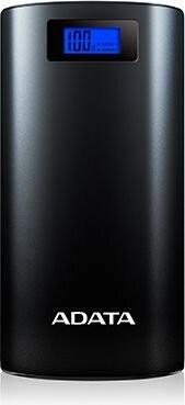 Adata Powerbank P20000D 20000mAh AP20000D-DGT-5V-CBK