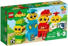 LEGO Klocki 10861 - Moje pierwsze emocje DUPLO JAAALEGO10861