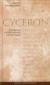 Cyceron Wielcy filozofowie 5 rozmowy tuskulańskie i inne pisma / wysyłka w 24h