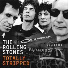 The Rolling Stones Totally Stripped Limited Edition) 4Blu-Ray + CD)