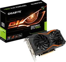 Gigabyte GeForce GTX 1050 Ti G1 Gaming (GV-N105TG1 GAMING-4GD)