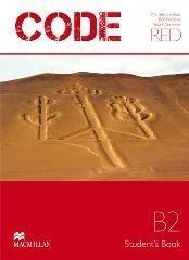 Macmillan Rosemary Aravanis, Stuart Cochrane, Michele Crawf Code Red B2. Podręcznik