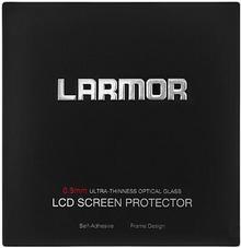 Ggs Larmor szklana osłona LCD Canon EOS M6/M100