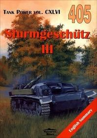 Militaria Sturmgeschutz III Tank Power vol CXLVI 405