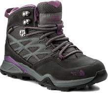 The North Face Trekkingi Hedgehog Hike Mid Gtx GORE-TEX T0CDF3TCS Dark Shadow Grey/Wood Violet