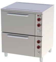 RedFox Piekarnik elektryczny 2x GN 2/1 EPP - 02 | 00020381
