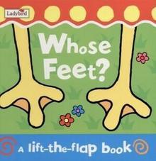 Whose feet - Fiona Munro