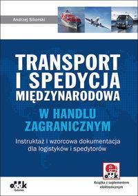 ODDK Andrzej Sikorski Transport i spedycja międzynarodowa w handlu zagranicznym