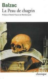 NOWELA Honoré de Balzac La Peau de chagrin