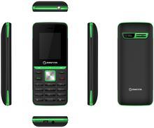 Manta TEL1712 Czarno-zielony