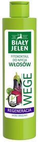 Pollena WEGE szampon 250ml Burak i Bakłażan (Regeneracja)
