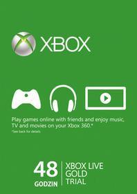 Xbox Live Gold 2 dni TRIAL subskrypcja - Darmowa dostawa, Natychmiastowa wysyĹka, Szybkie pĹatnoĹci