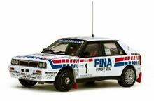 Lancia Delta Integrale 16V #1 D Auriol/B Occelli 2nd Tour de Corse Rallye de France 1991
