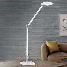 Orion Lampka biurkowa LED Dave, biała, ładowanie QI