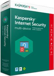 Kaspersky Lab INTERNET SECURITY MULTI-DEVICE 1 DESKTOP KL1941PCAFS