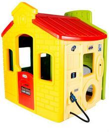 Little Tikes LT Domek Miejski Zabaw żółto zielony 444C