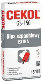 Cekol Gips szpachlowy SZPACHLOWY GS-150