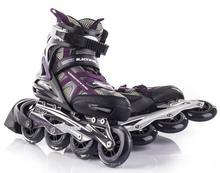 Blackwheels BW720 czarno-fioletowy