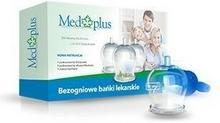 MED PLUS SP. Z O.O. MED PLUS SP Z O.O Bańki lekarskie bezogniowe z pompką 12 sztuk 9026276