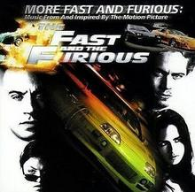 The Fast and The Furious More Music CD) Various