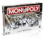 Hasbro Monopoly Edycja specjalna Legii Warszawa praca zbiorowa