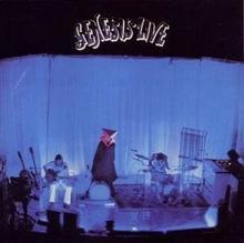 Genesis Live. CD Genesis