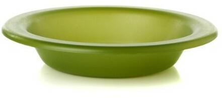 Piknik Trespass Gula łatwiej tworzywo sztuczne naczynia, zielony, jeden rozmiar UUACMIG10008_GRNEACH