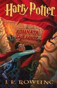 Rowling J.K. Harry Potter 2 Komnata Tajemnic - J.K. Rowling br. / wysyłka w 24h