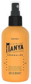 Kemon Hair Manya Adrenaline Spray mocno utrwalający fryzurę 200ml 0000048256