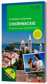 Pons Rozmówki ilustrowane audio - chorwackie - LektorKlett