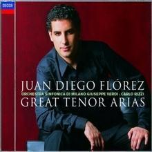 Great Tenor Arias Juan Diego Florez