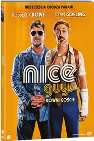 Monolith Nice Guys Równi goście DVD Shane Black