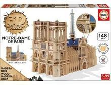 Educa Puzzle 3D Norte-Dame De Paris GXP-584088