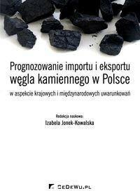 Prognozowanie importu i eksportu węgla kamiennego w Polsce - CeDeWu