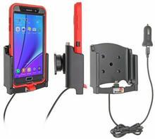 Brodit AB Uchwyt do Samsung Galaxy Note 5 w futerale Otterbox Defender z wbudowanym kablem USB oraz ładowarką samochodową 521772