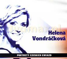 Portrety czeskich gwiazd CD) Helena Vondrackova