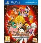 The Seven Deadly Sins:Knights of Britannia PS4