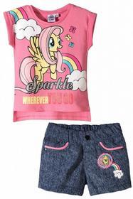 My Little Pony Komplet dziewczęcy My Little Pony 3P34A8 3P34A8 SAM  92