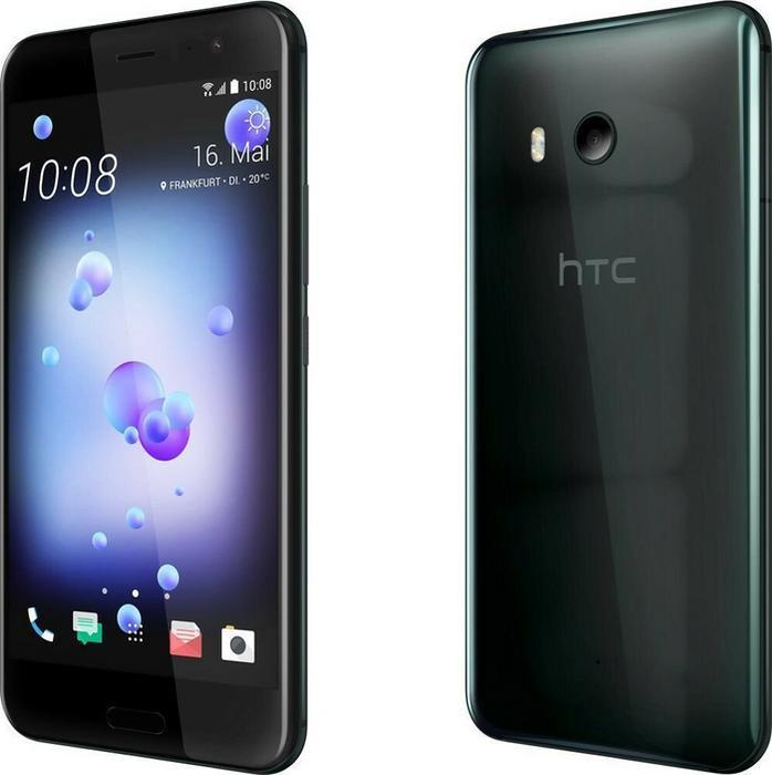 HTC U11 64GB Dual Sim Czarny