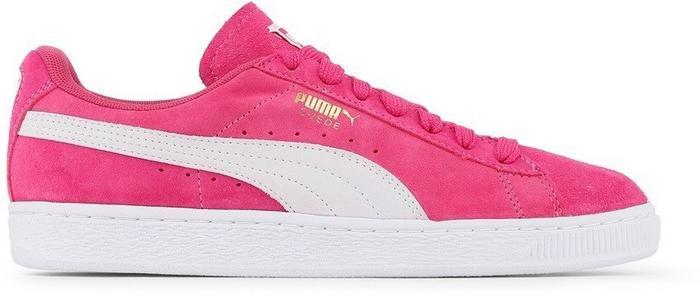 puma suede classic różowe