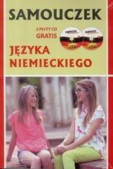 Literat Samouczek języka niemieckiego dla początkujących + CD - MONIKA VON BASSE