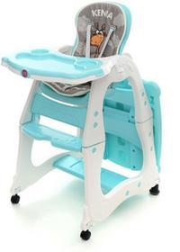 CoTo Baby Kenia, Krzesełko do karmienia, Mint