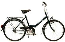 Nice Bike Camp 24 czarny