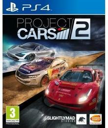 Project CARS 2 Edycja Limitowana PS4