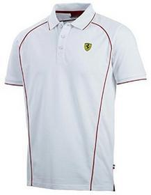 FERRARI F1 Ferrari F1mężczyzn Polo, biały, XXL 83317303-XXL_weiß_XXL