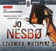 Dolnośląskie Człowiek nietoperz (audiobook CD) - Jo Nesbo