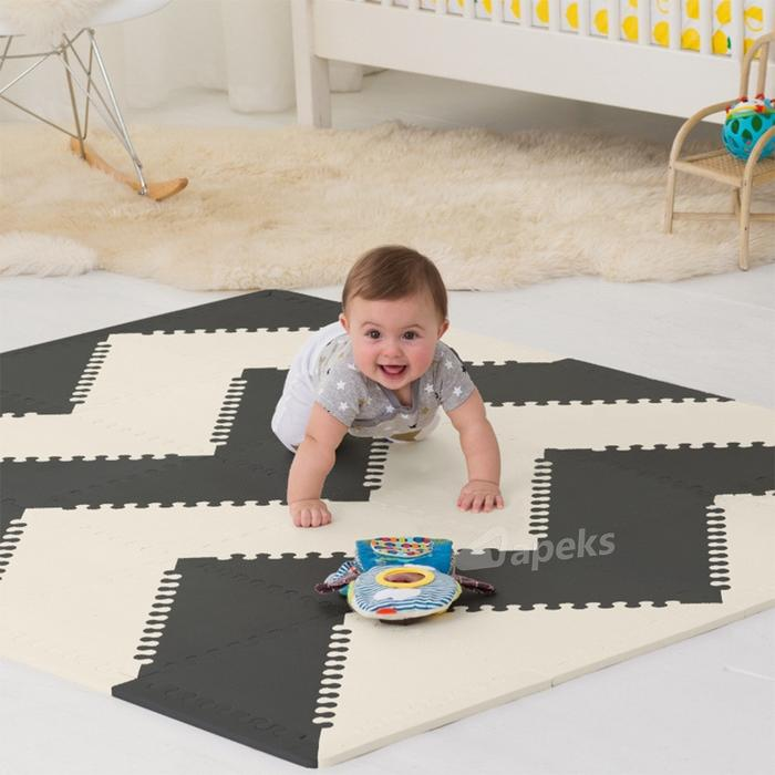 Skip Hop Mata Playspot Black/Cream 242028