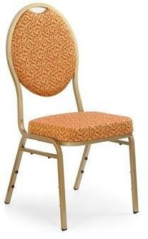 Halmar Krzesło K-67 CHAMPAGNE