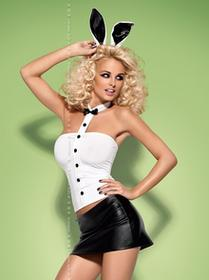 Obsessive Bunny skirty set kostium OB9246
