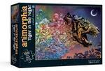 Penguin Publishing Group Animorphia Tiger in the Night Puzzle